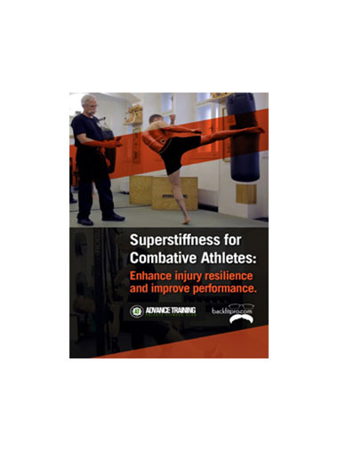 Superstiffness for Combative Athletes: Enhance injury resilience and improve performance.